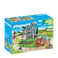 Playmobil SuperSets SuperSet Familietuin 70010