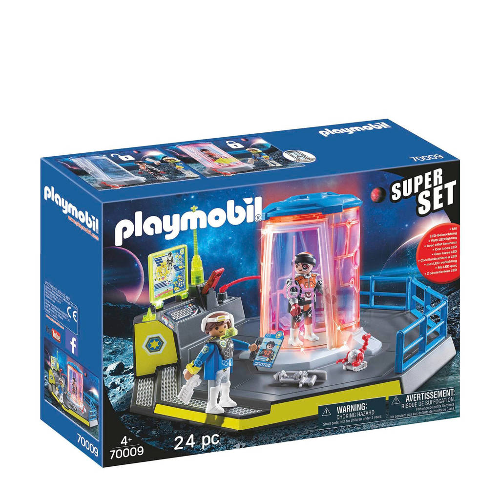 Playmobil SuperSet Galaxy Police 70009