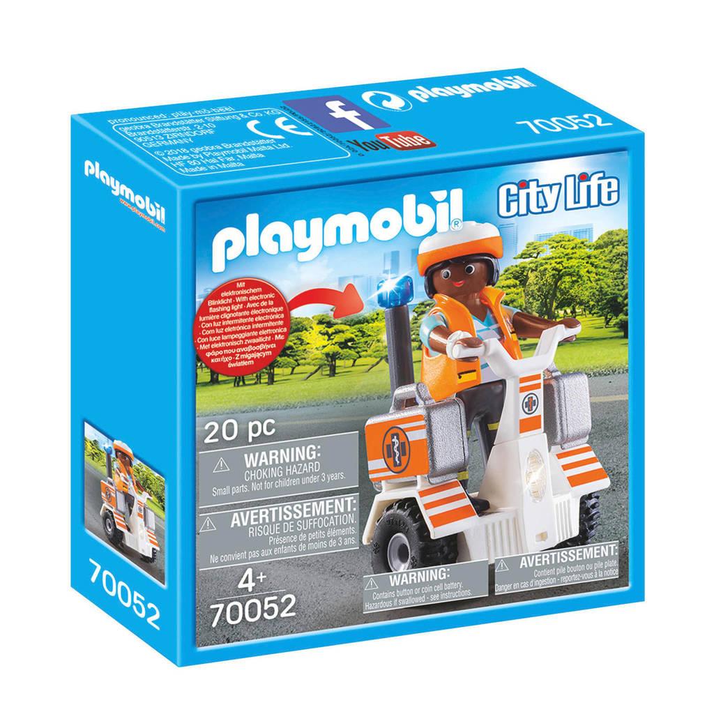 Playmobil City Life eerste hulp balans racer 70052