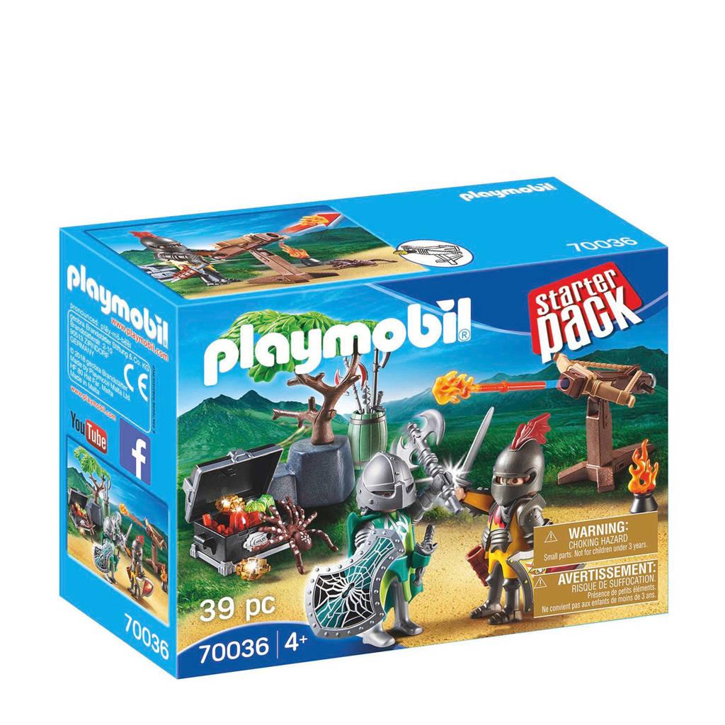 Playmobil Starter Pack StarterPack Ridderduel 70036