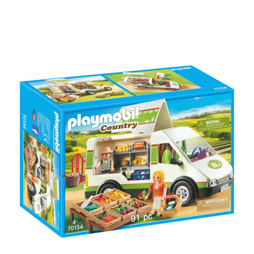 Playmobil Country marktkraamwagen 70134