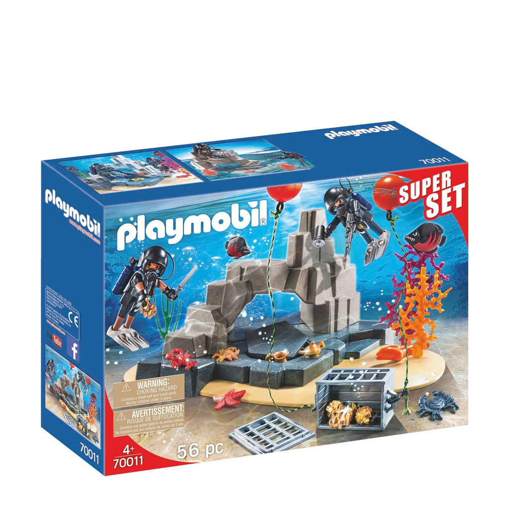 Playmobil SuperSets SuperSet SIE Onderwatermissie 70011