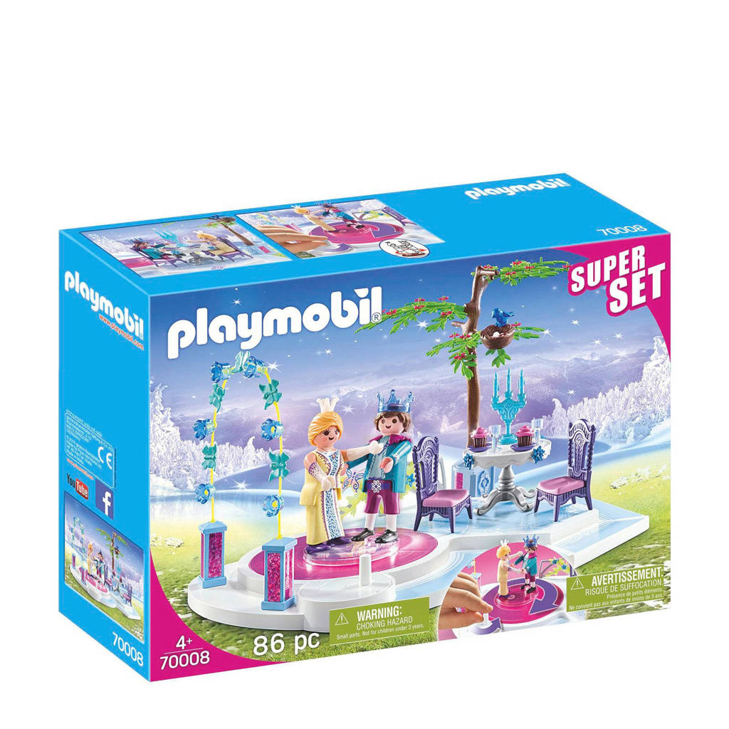 Playmobil SuperSets SuperSet koninklijk bal 70008