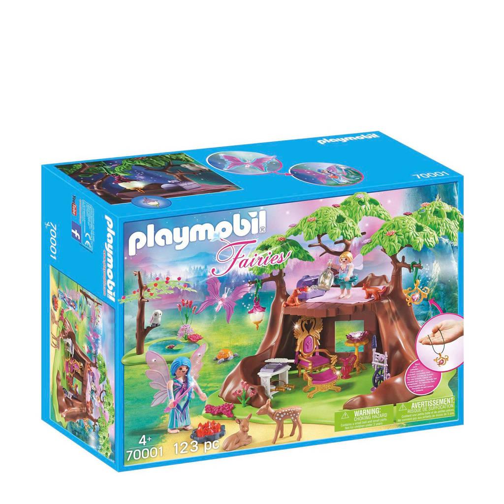 Playmobil Fairies Sprookjesboshuis  70001