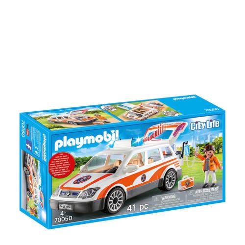 Playmobil City Life mobiel medisch team 70050 kopen