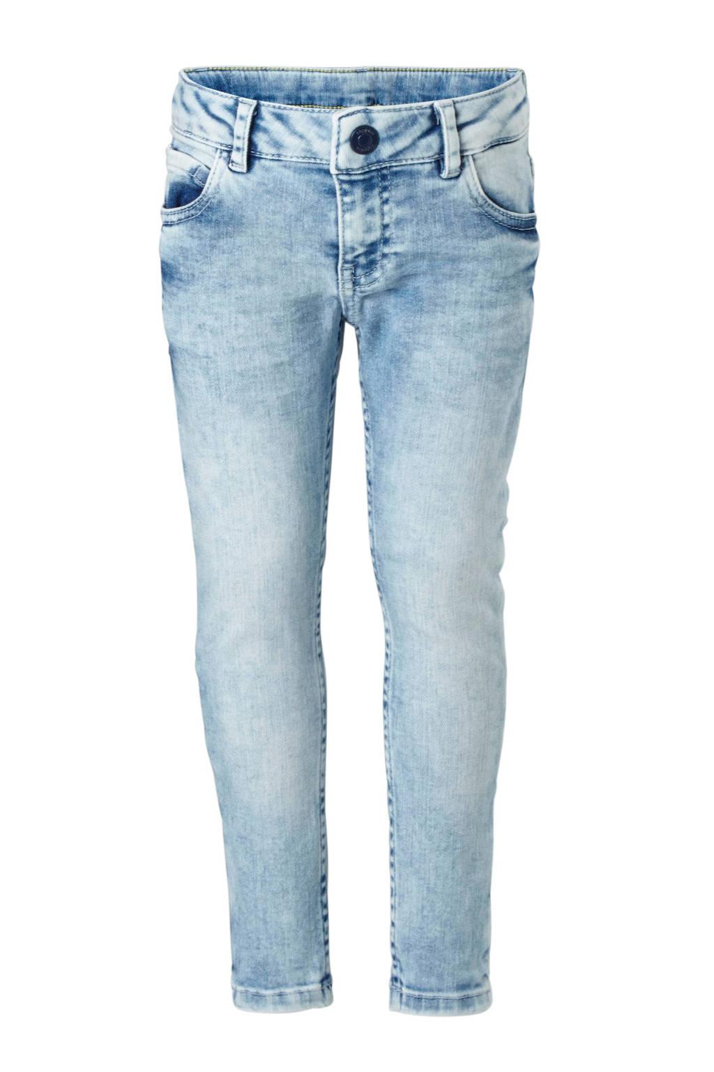 Noppies slim fit jeans Royal, Lichtblauw