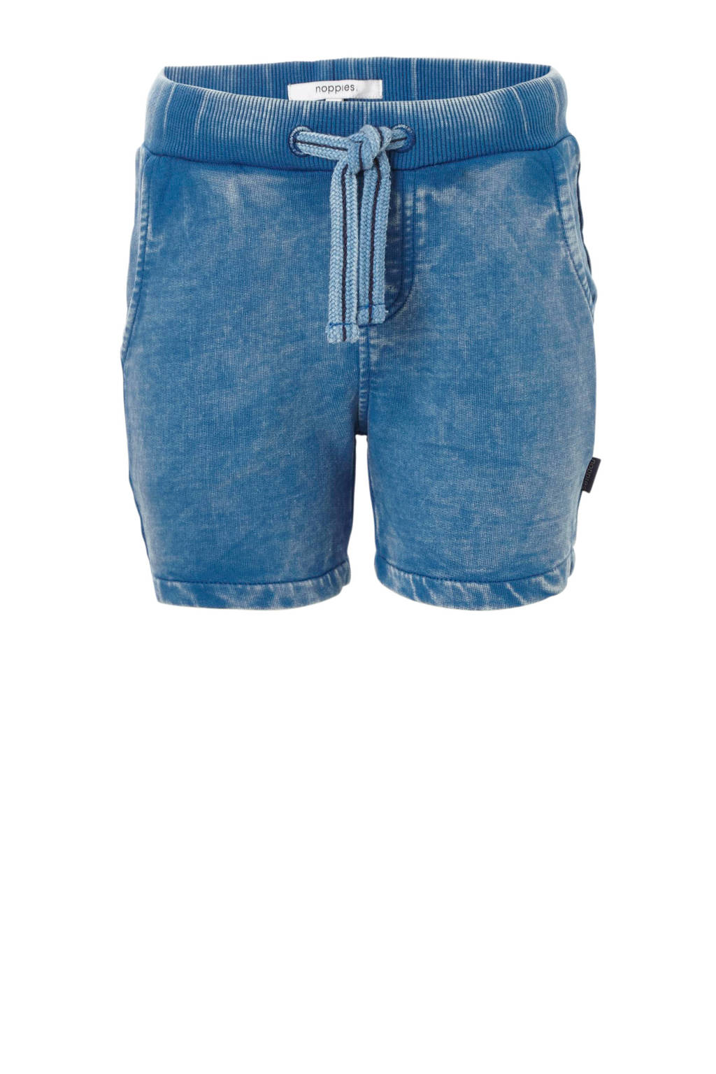 Noppies sweatshort Robstown denim blue, Denim blue