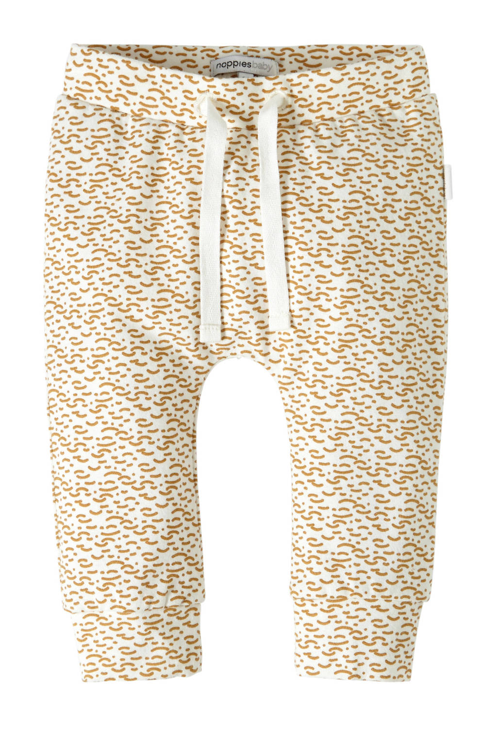 Noppies baby broek Penfield, Lichtbruin/ off white