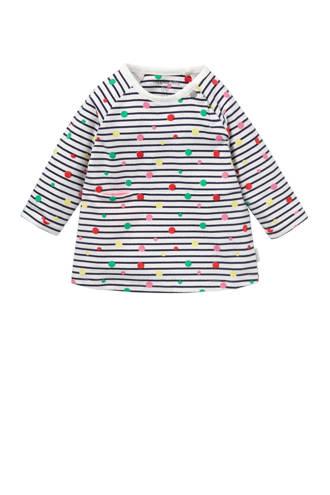 newborn baby jurk Roseville met strepen