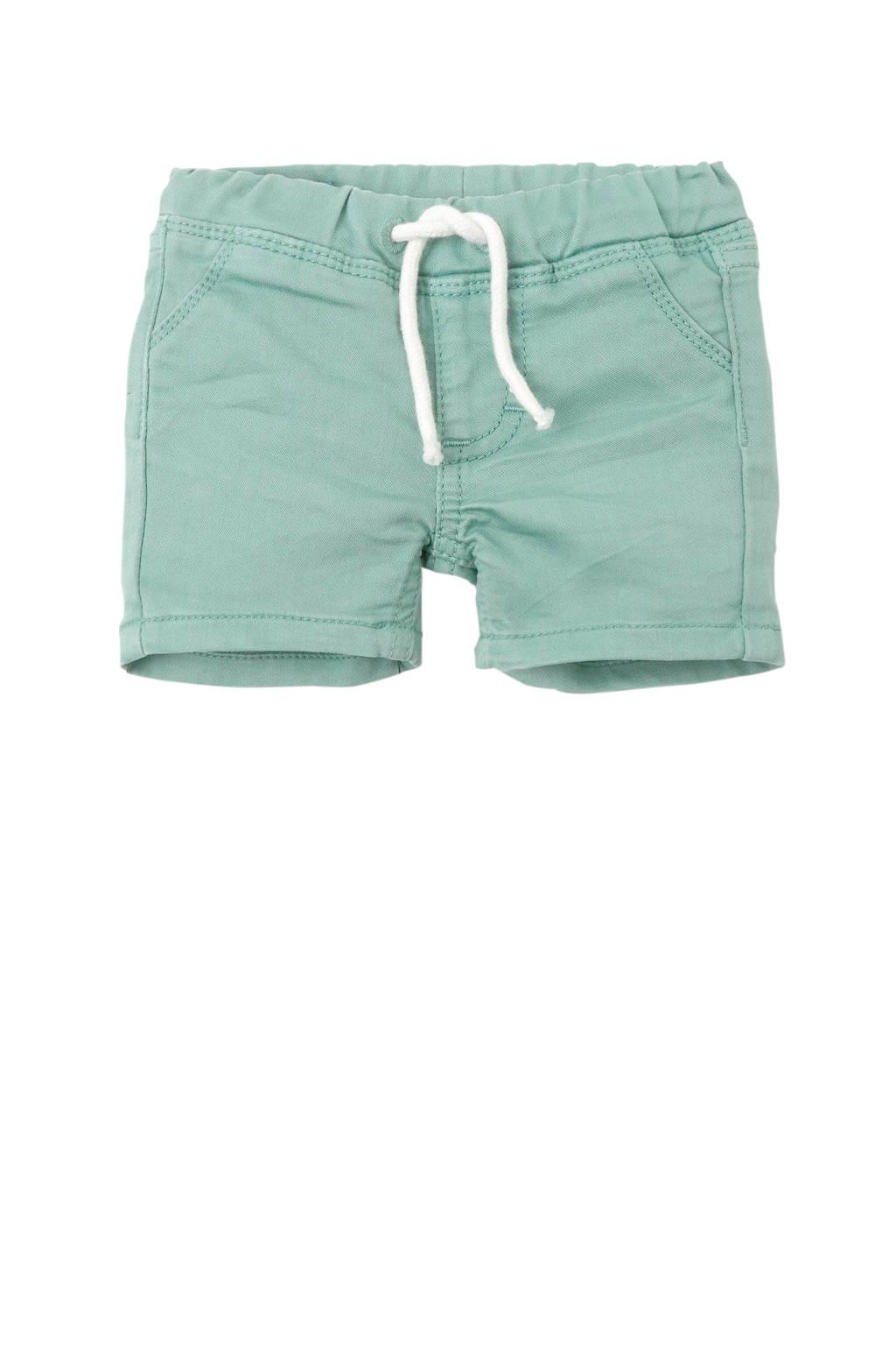 Noppies baby jeans bermuda Suffield, Lichtgroen
