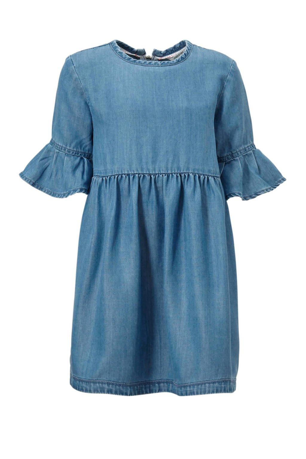 Noppies jurk Putnam, Lichtblauw