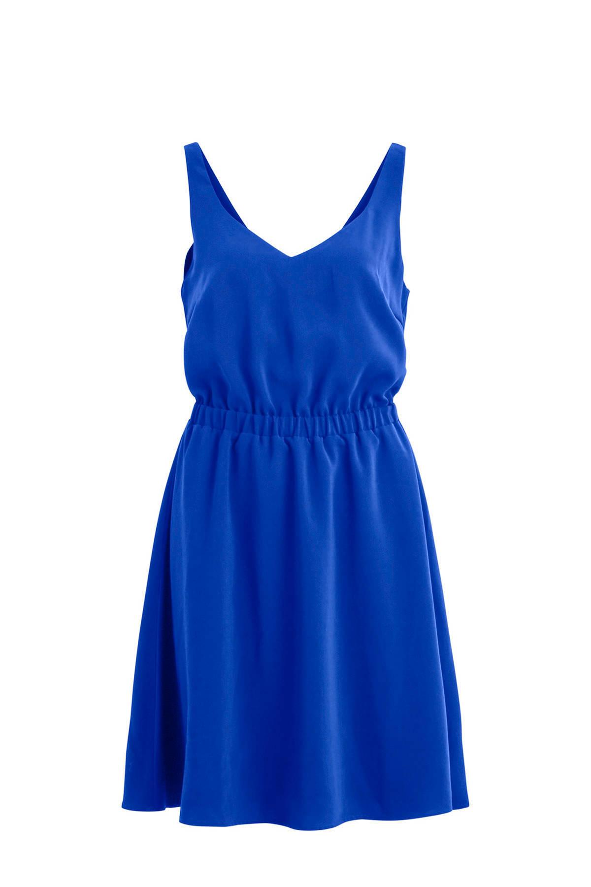 VILA blauw VILA jurk blauw jurk blauw jurk VILA VILA rxrzpqRgw