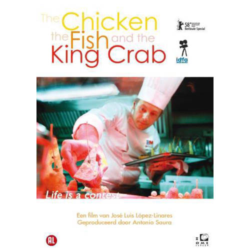 Chicken fish and king crab (DVD)