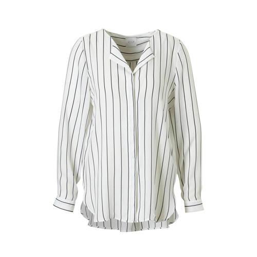 VILA blouse gestreept
