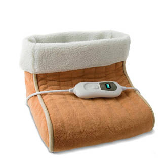 elektrische voetenverwarmer