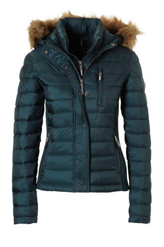 Luxe Fuji Double Zip jas