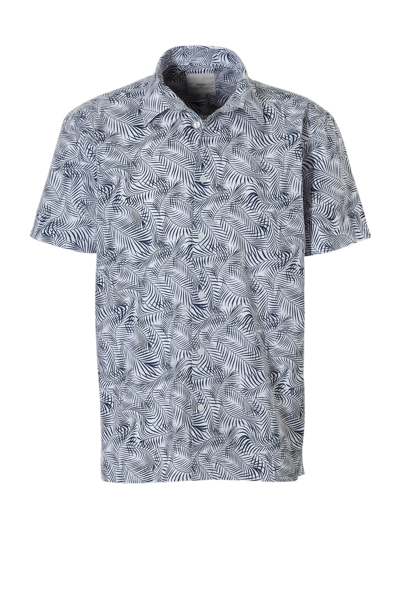 Overhemd Minimum Fit Regular Met PrintWehkamp xBoWdrCe