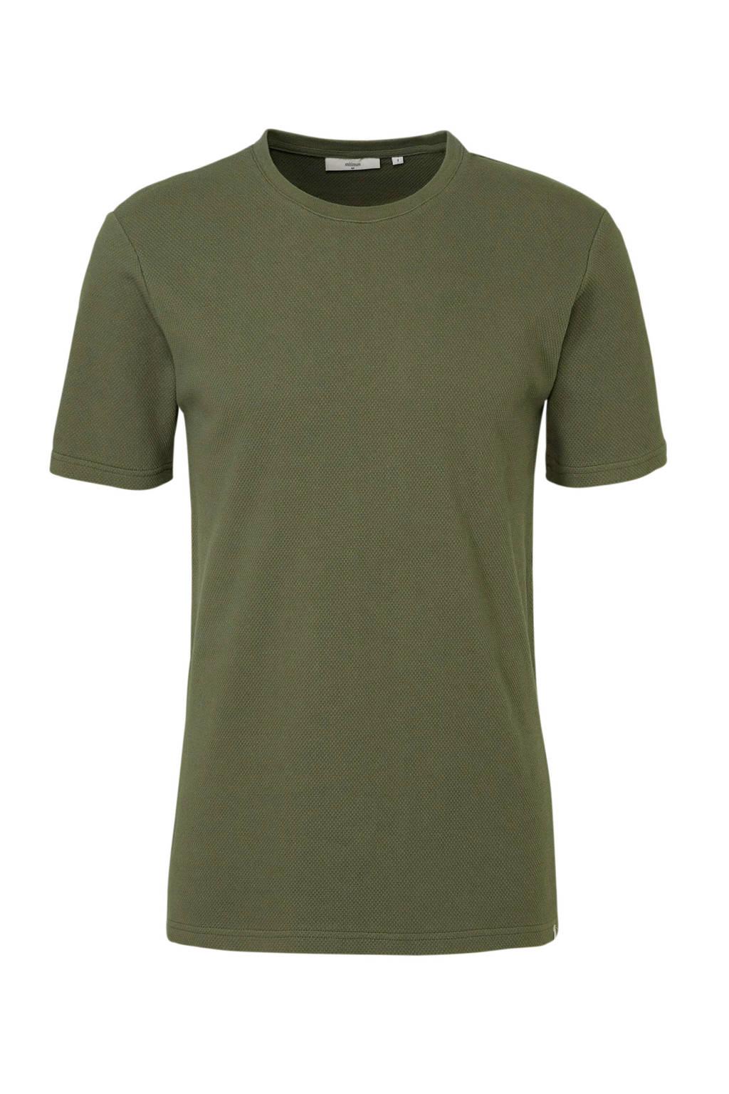 Minimum T-shirt, Mosgroen