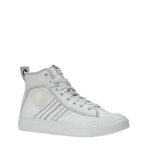 Diesel S-Astico Mid Lace sneakers wit