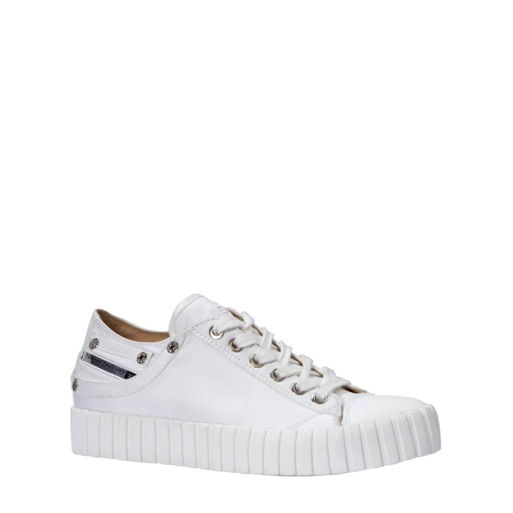 Diesel  S-Exposure CLC sneakers wit, Wit