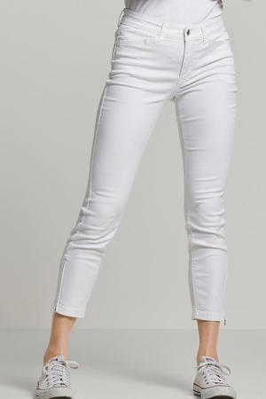 cropped jeans wit