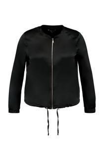 MS Mode bomberjack zwart (dames)