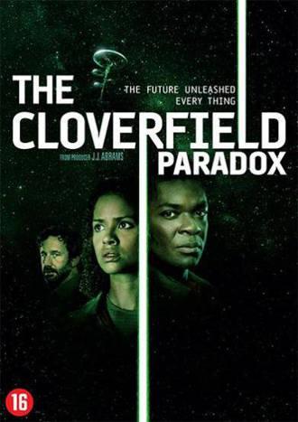 Cloverfield paradox  (DVD)