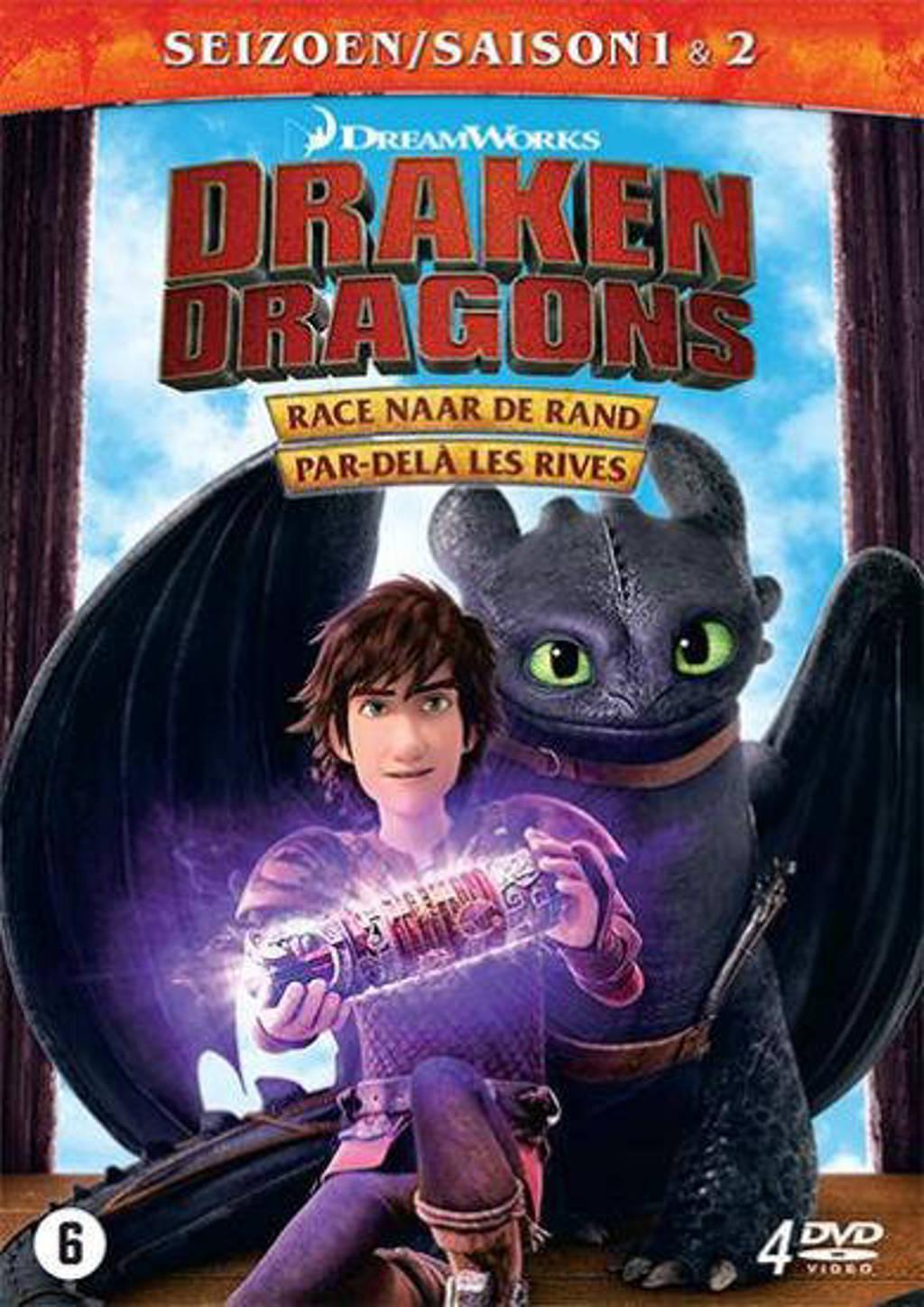 Draken race naar de rand - Seizoen 1-2 (DVD)