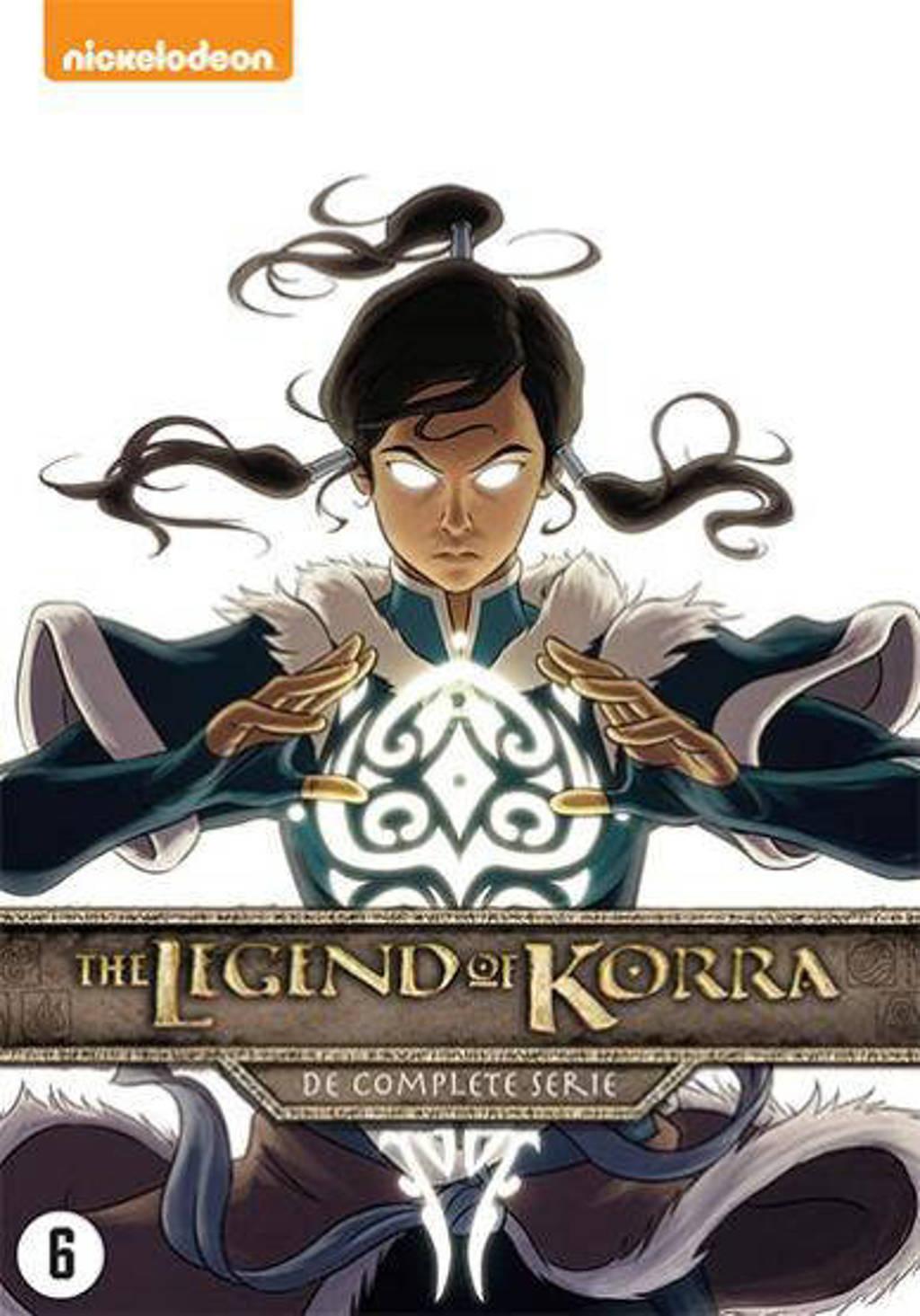 Legende van Korra -  Complete collection (DVD)
