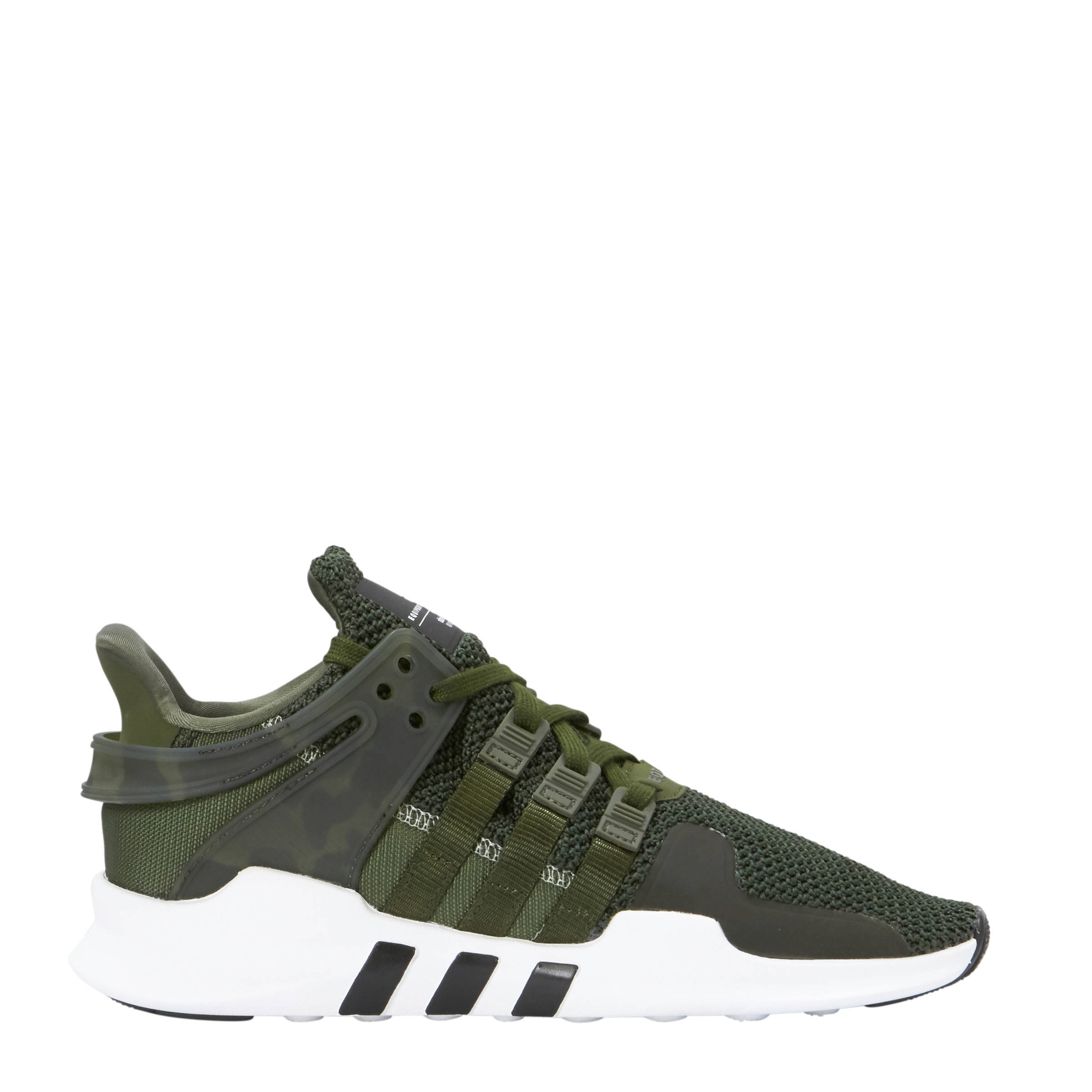 EQT Support ADV sneakers donkergroen