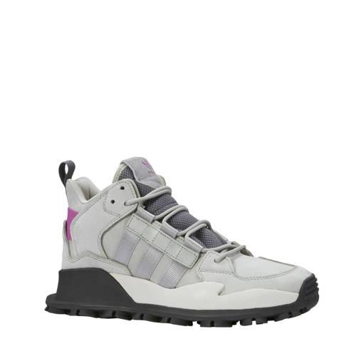 F-1.3 LE sneakers lichtgrijs-zilver