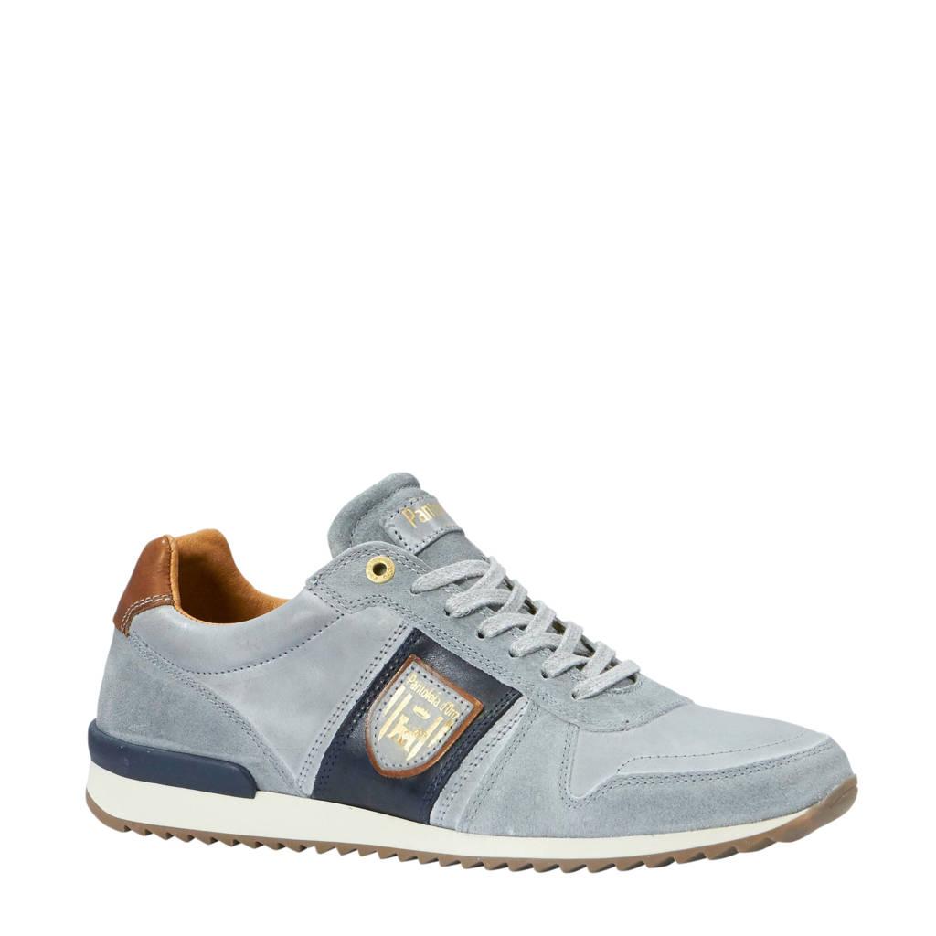 Pantofola d'Oro  Umito Uomo Low sneakers donkerblauw, Grijs/goud