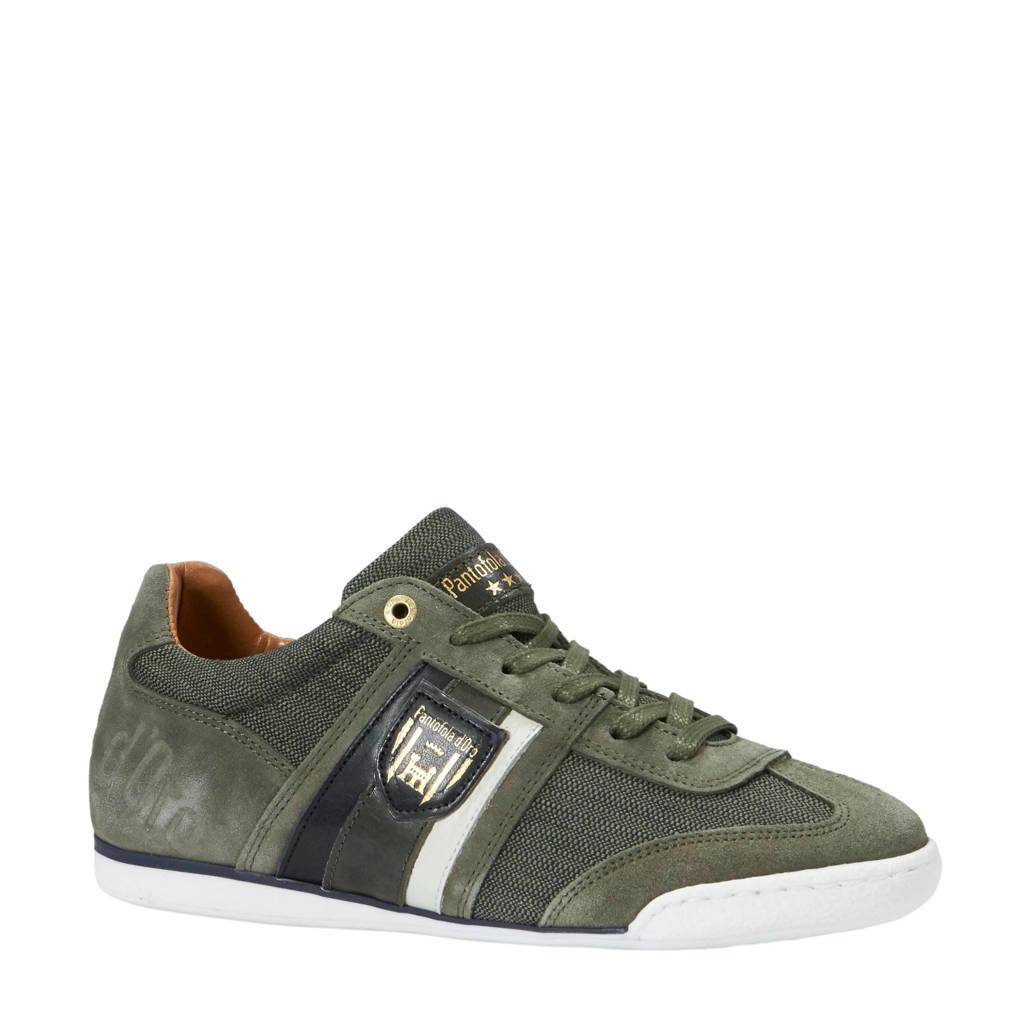 Pantofola d'Oro  Imola Scudo Denim Uomo Low sneakers, Groen
