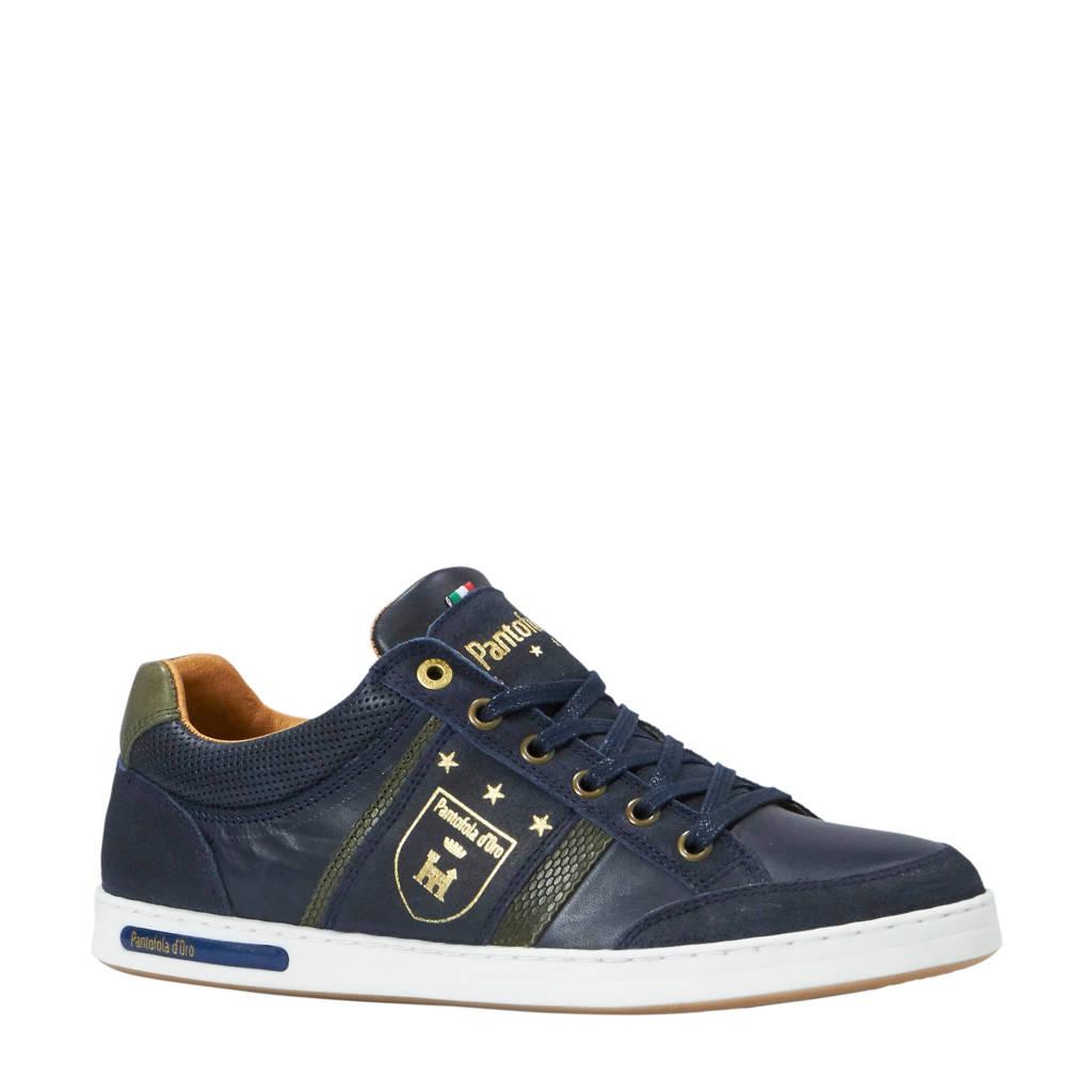 Pantofola d'Oro  Mondovi Uomo Low sneakers donkerblauw, Donkerblauw