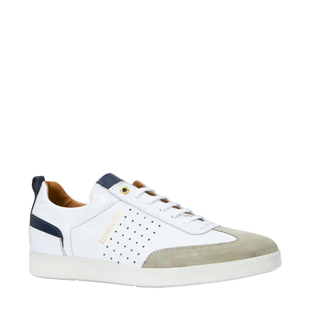 Pantofola d'Oro  Arezzo Uomo Low sneakers wit, Wit