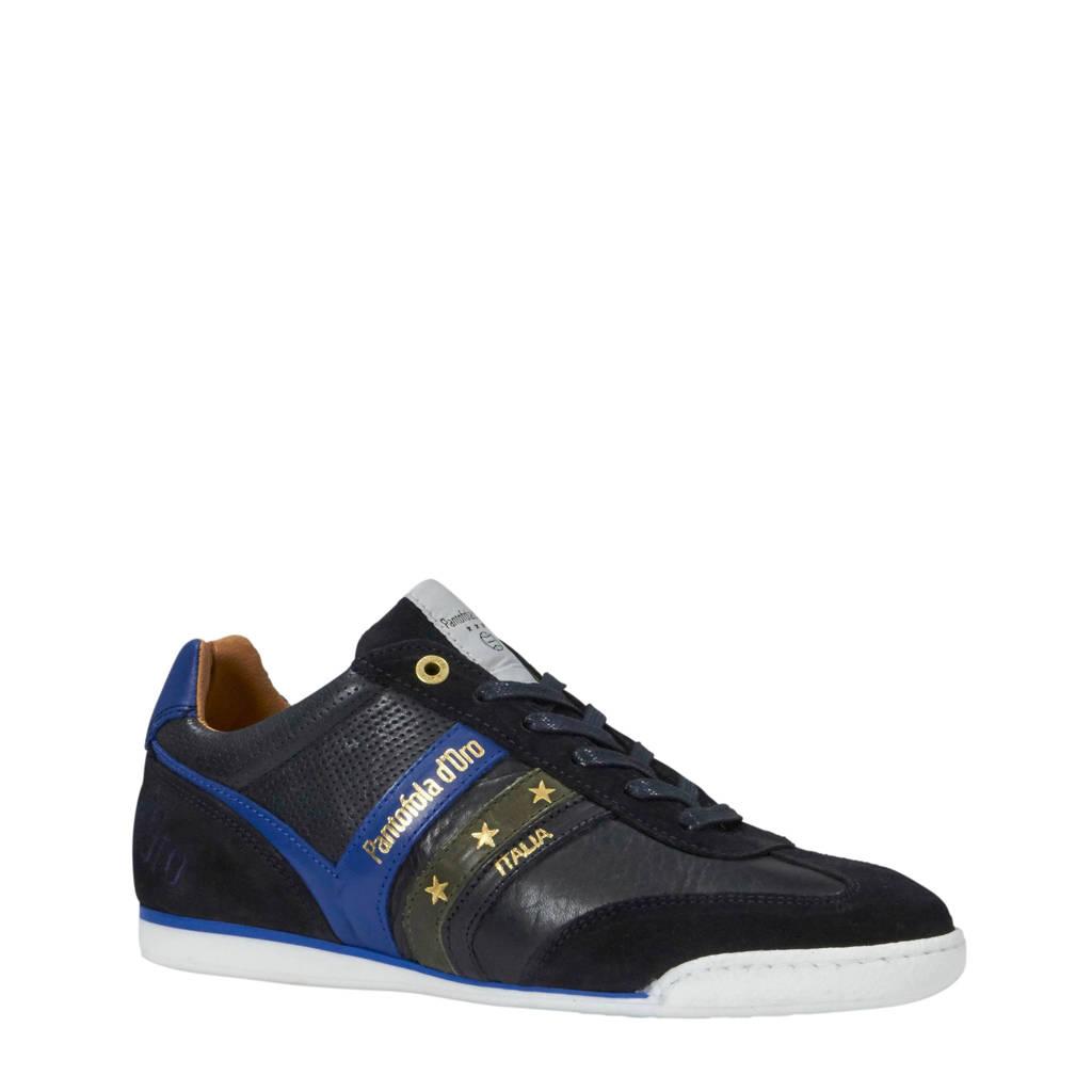 Pantofola d'Oro   Vasto sneakers blauw, Donkerblauw/kobalt/goud