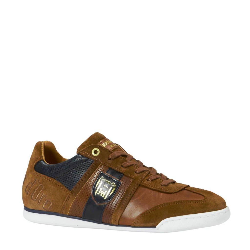 Pantofola d'Oro  Imola Scudo Uomo Low sneakers, Cognac