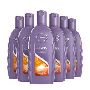 Classic Glans shampoo - 6x300 ml