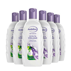 Intense Scalp & Volume shampoo - 6x300 ml