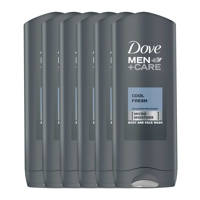 Dove Men+Care Cool Fresh douchegel - 6x250 ml