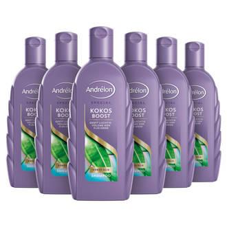 Special Kokos Boost shampoo - 6x300 ml