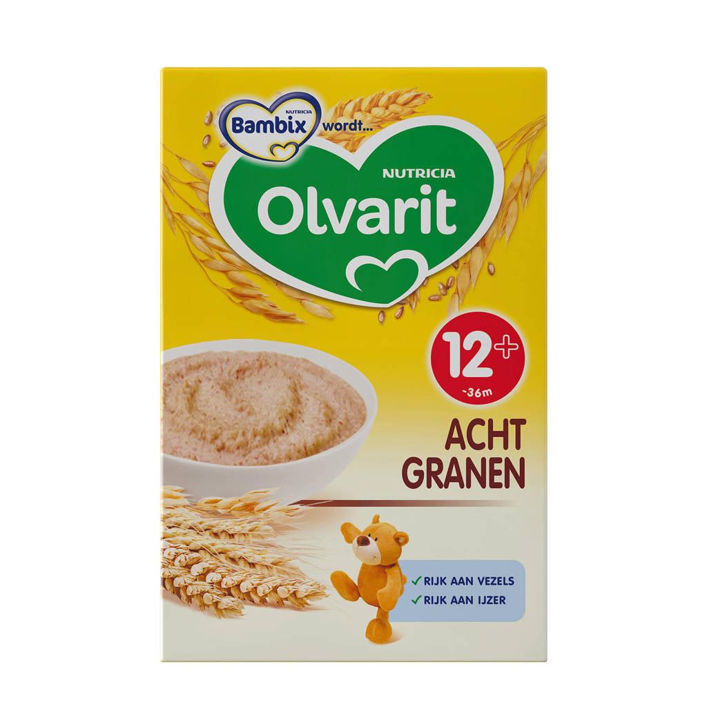 Olvarit acht granen ontbijtpap