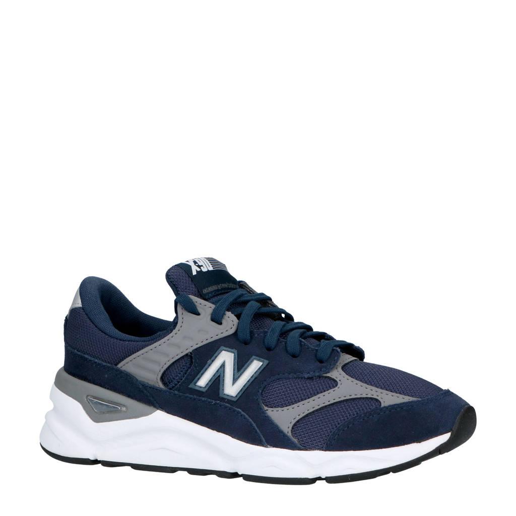 New Balance  X-90 sneakers donkerblauw/grijs, Donkerblauw/grijs
