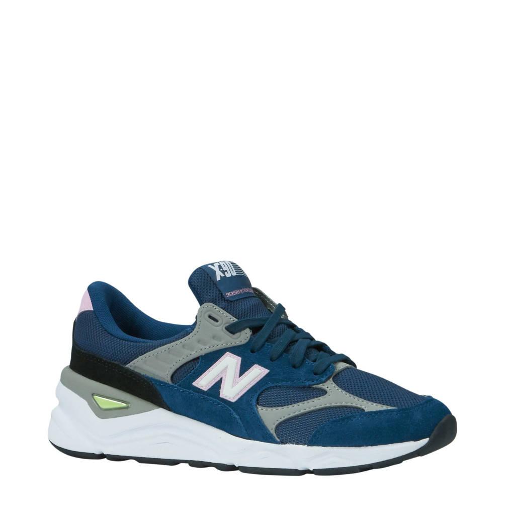 New Balance X-90 sneakers blauw/paars, Blauw/paars