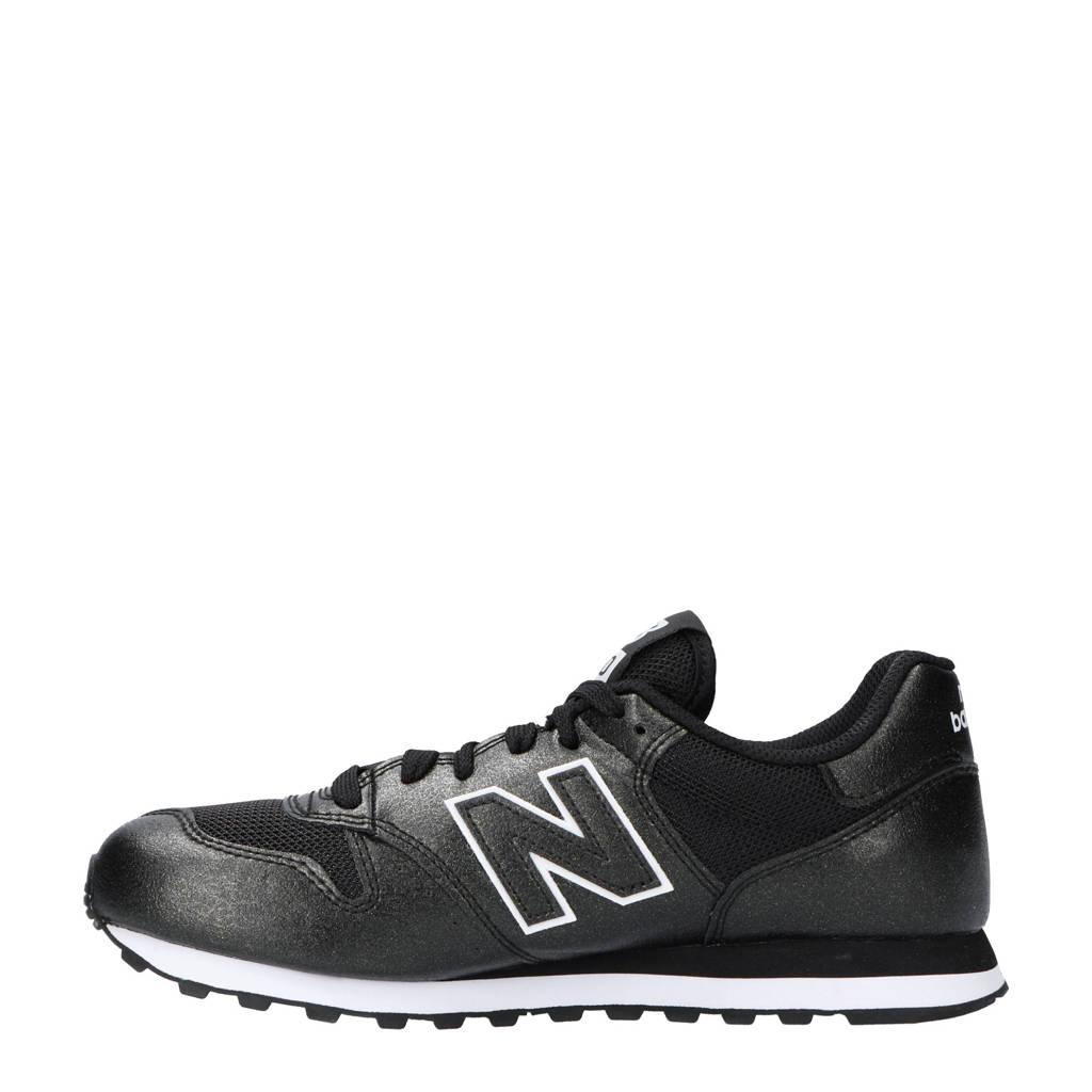 Balance 500 Zwart New Glitter Sneakers UH0x7n