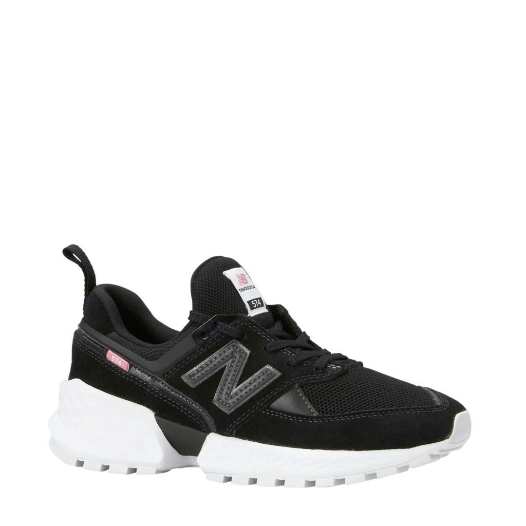 New Balance  sneakers zwart, Zwart