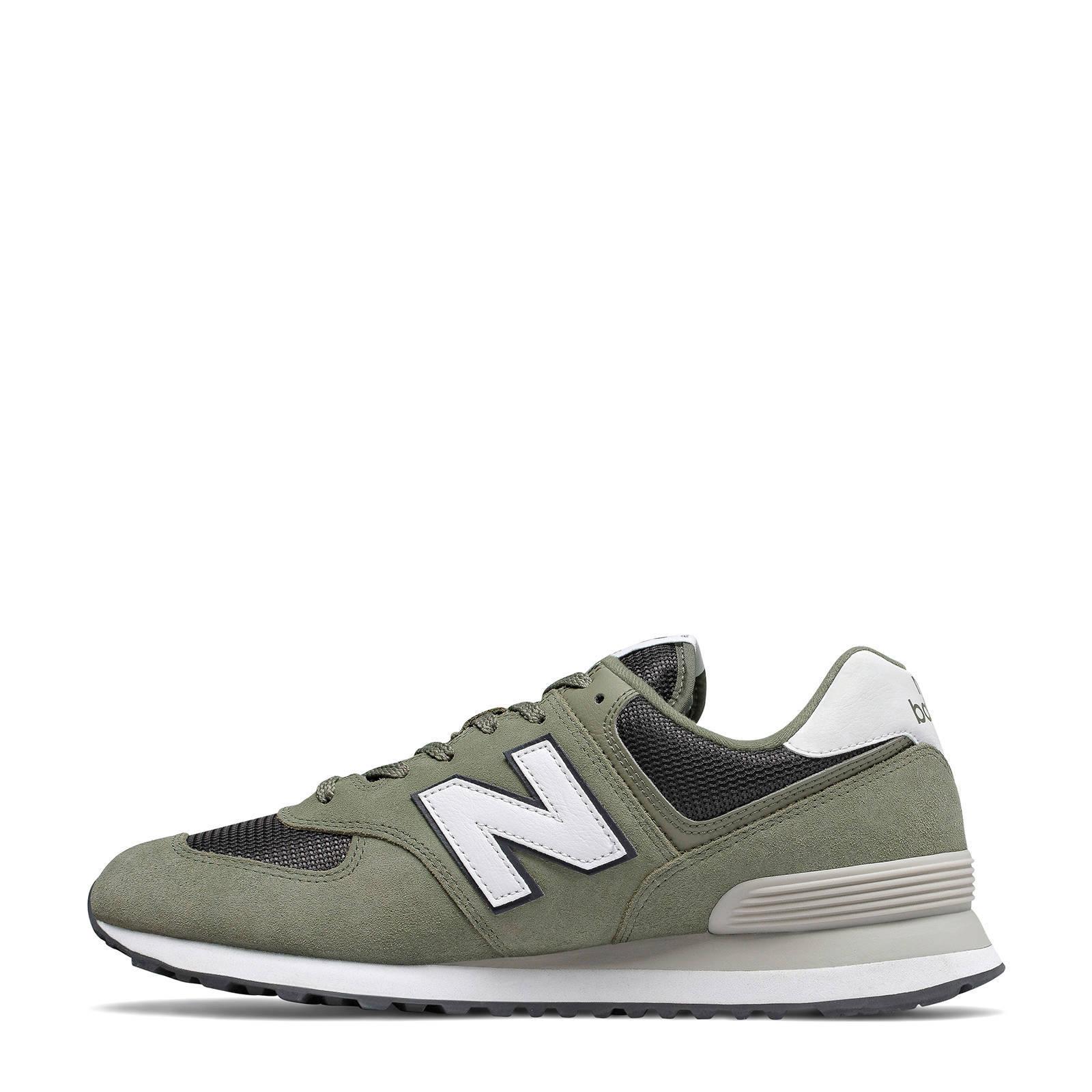new balance leger groen