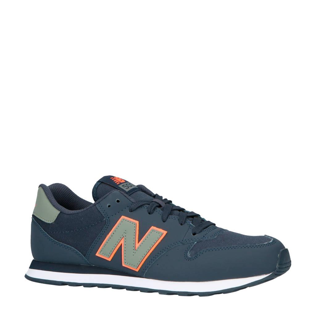 New Balance  GM500 sneakers donkerblauw, Donkerblauw