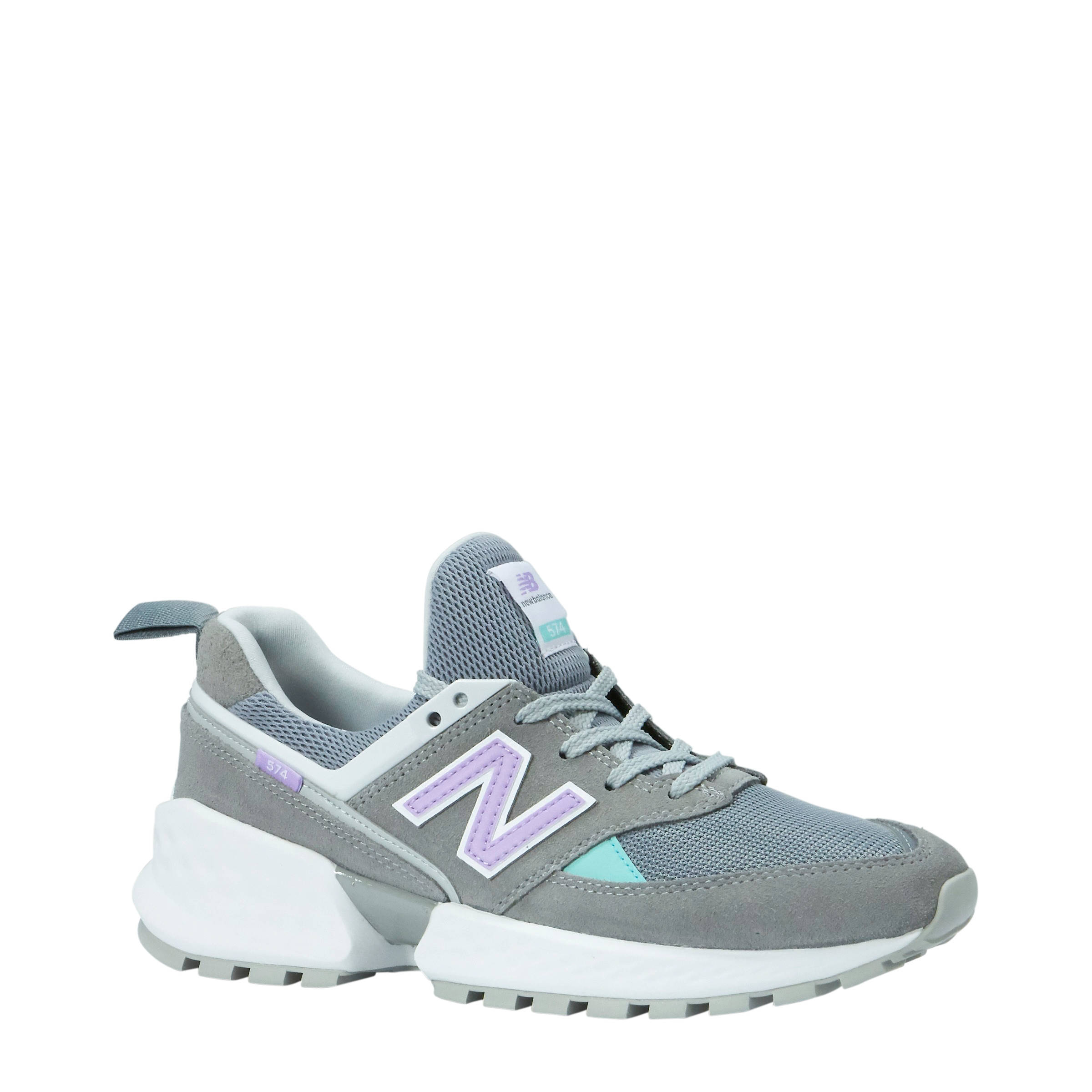 new balance sneakers mintgroen