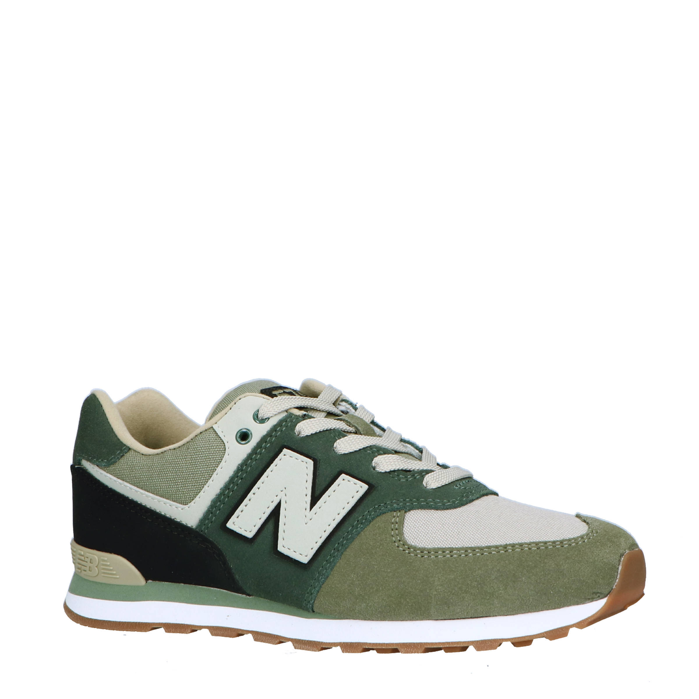 new balance sneakers groen